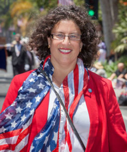 Mayor of Santa Barbara: Helene Schneider '88