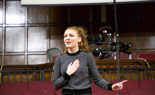 Beatrice Carra '18 Wins Dwight's Shakespeare Competition