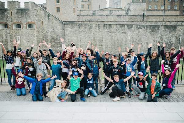 New York and London Students Bond and Grow Through Annual Global Exchange