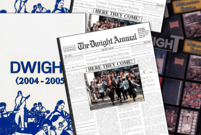 Coming Home: Alumni Who Work at Dwight, Part II