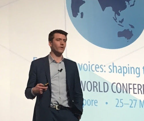 Dwight's Matt Moran Shares Insights on the Global IB Stage