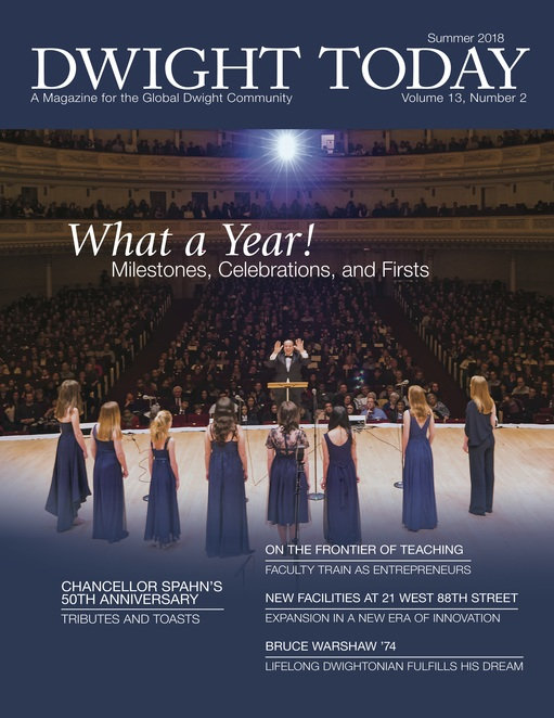 The Latest Issue of Dwight Today Is Here!