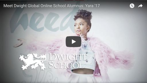 Meet Dwight Global Online School Alumnus: Yara '17