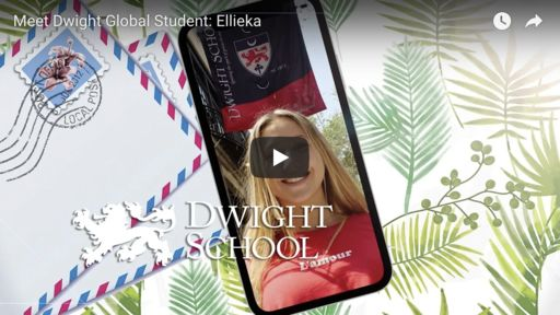 Meet Dwight Global Student: Ellieka