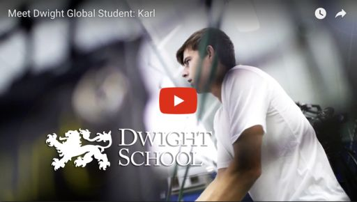 Meet Dwight Global Student: Karl