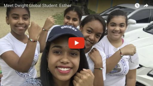 Meet Dwight Global Student: Esther