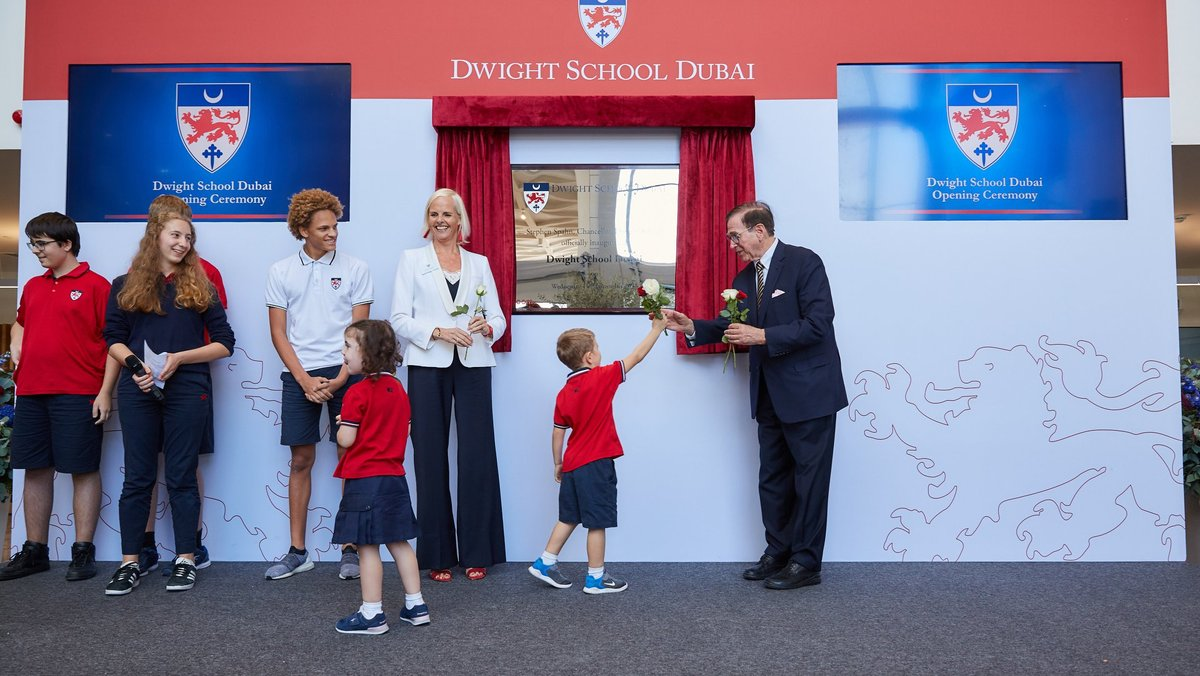 Dwight on the Ground and in the Cloud Join KHDA in First-ever Dubai Partnership
