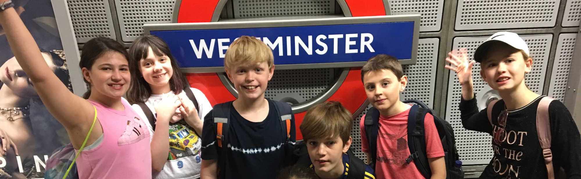 kids in westminster